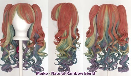 Meiko - Natural Rainbow Mixed Blend