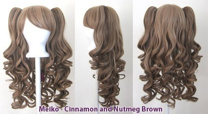 Meiko - Cinnamon and Nutmeg Brown Mixed Blend