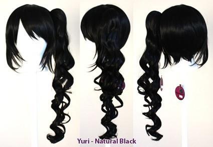 Yuri - Natural Black