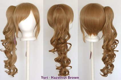 Yuri - Hazelnut Brown