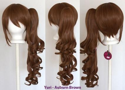 Yuri - Auburn Brown