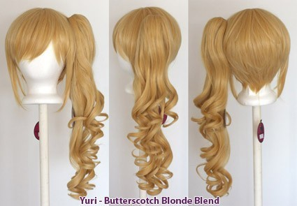 Yuri - Butterscotch Blonde Blend