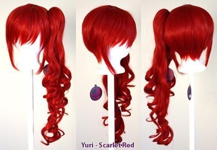 Yuri - Scarlet Red