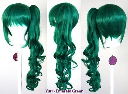 Yuri - Emerald Green