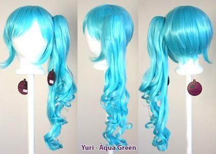 Yuri - Aqua Green