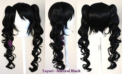 Sayuri - Natural Black