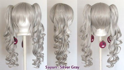 Sayuri - Silver Gray