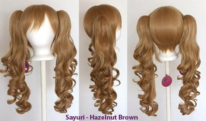 Sayuri - Hazelnut Brown