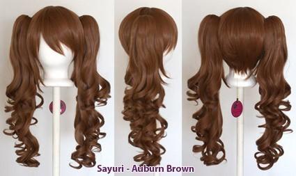 Sayuri - Auburn Brown