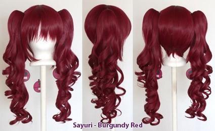 Sayuri - Burgundy Red