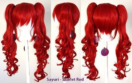 Sayuri - Scarlet Red