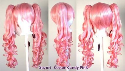 Sayuri - Cotton Candy Pink