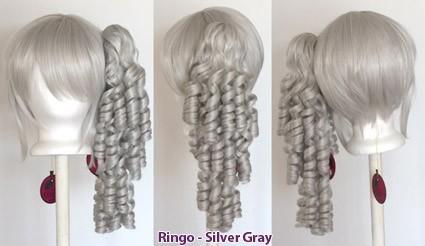 Ringo - Silver Gray