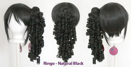Ringo - Natural Black