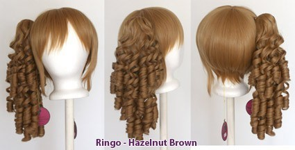 Ringo - Hazelnut Brown