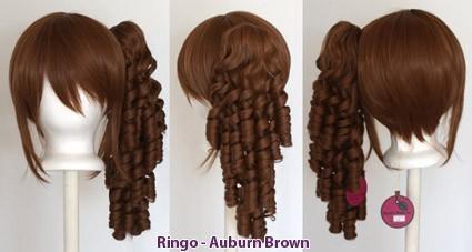 Ringo - Auburn Brown
