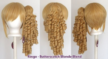 Ringo - Butterscotch Blonde Blend
