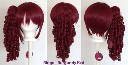 Ringo - Burgundy Red