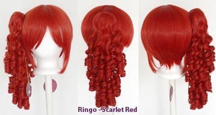 Ringo - Scarlet Red
