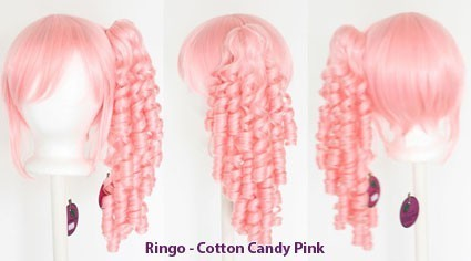 Ringo - Cotton Candy Pink