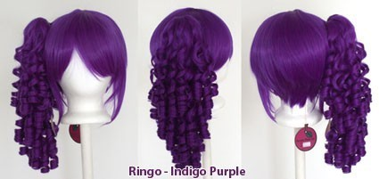 Ringo - Indigo Purple