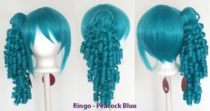Ringo - Peacock Blue