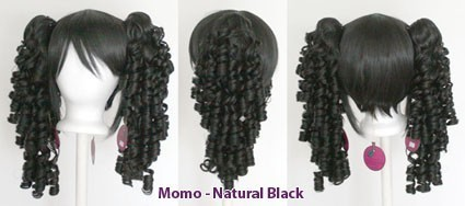 Momo - Natural Black