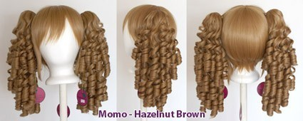 Momo - Hazelnut Brown
