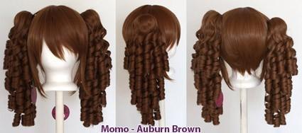 Momo - Auburn Brown