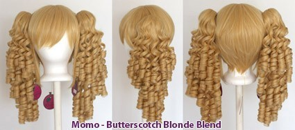 Momo - Butterscotch Blonde Blend