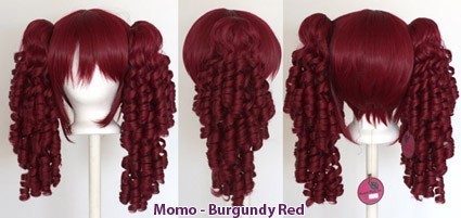 Momo - Burgundy Red