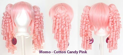 Momo - Cotton Candy Pink