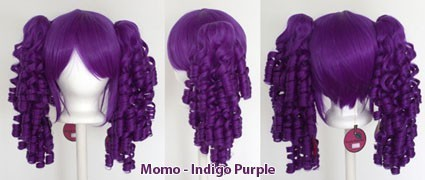 Momo - Indigo Purple