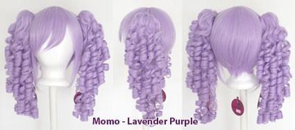 Momo - Lavender Purple