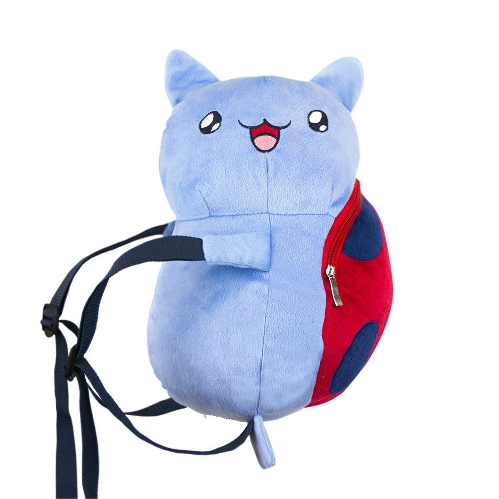 "Bravest Warriors Catbug Hug Me Plush 16"" Backpack"