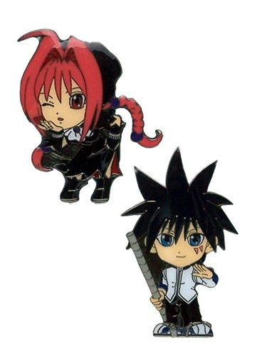 MAR Dorothy and Alviss 2 Pin Set