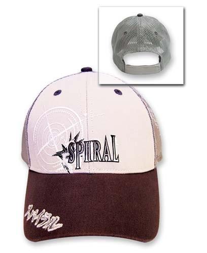 Spiral Logo Baseball Cap