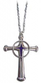 Bleach Uryu Cross Necklace