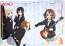 K-On Mousepad Note Pad Blue