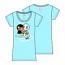 Tokidoki X Marvel T-Shirt Hula Surfer
