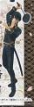 Gintama 4'' Yamazaki Styling Daaa 4 Trading Figure