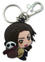Healita World Series China PVC Key Chain