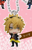 Amnesia Toma Mascot Swing Key Chain