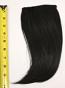 Long Bangs - Natural Black