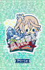 Tales of Friends Alisha Diphda Zestiria Clear Brooch Pin