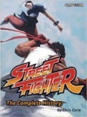 Street Fighter The Complete History Capcom English Art Book