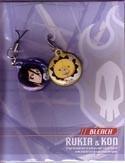 Bleach Phone Strap Rukia & Kon