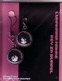 Gundam Seed Phone Strap Lunamaria Hawke & Rey Za Burrel
