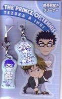 Prince of Tennis Phone Strap Inui & Tezuka