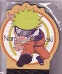 Naruto Mini Note Pad